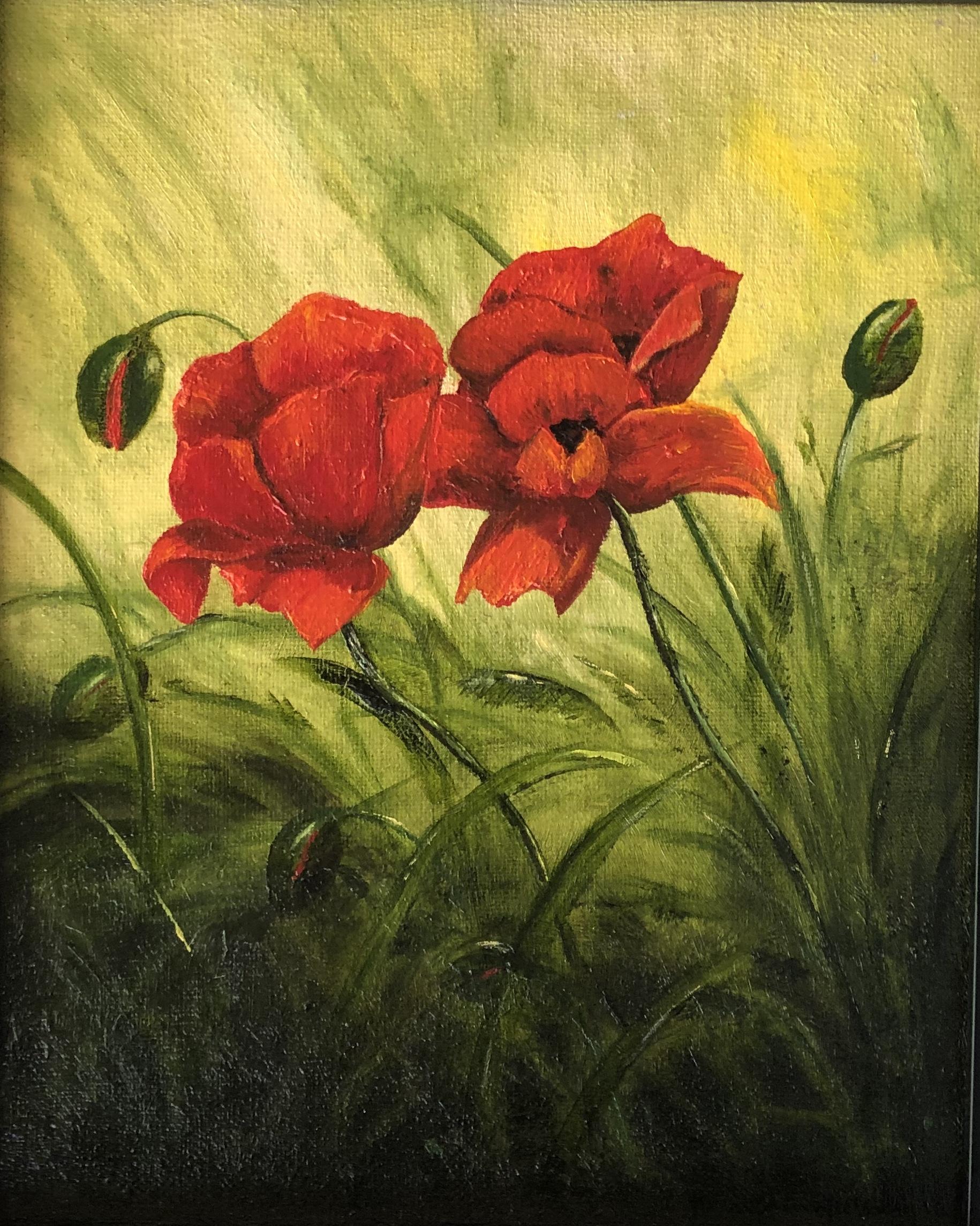 Vallmo-en färgkick - 513