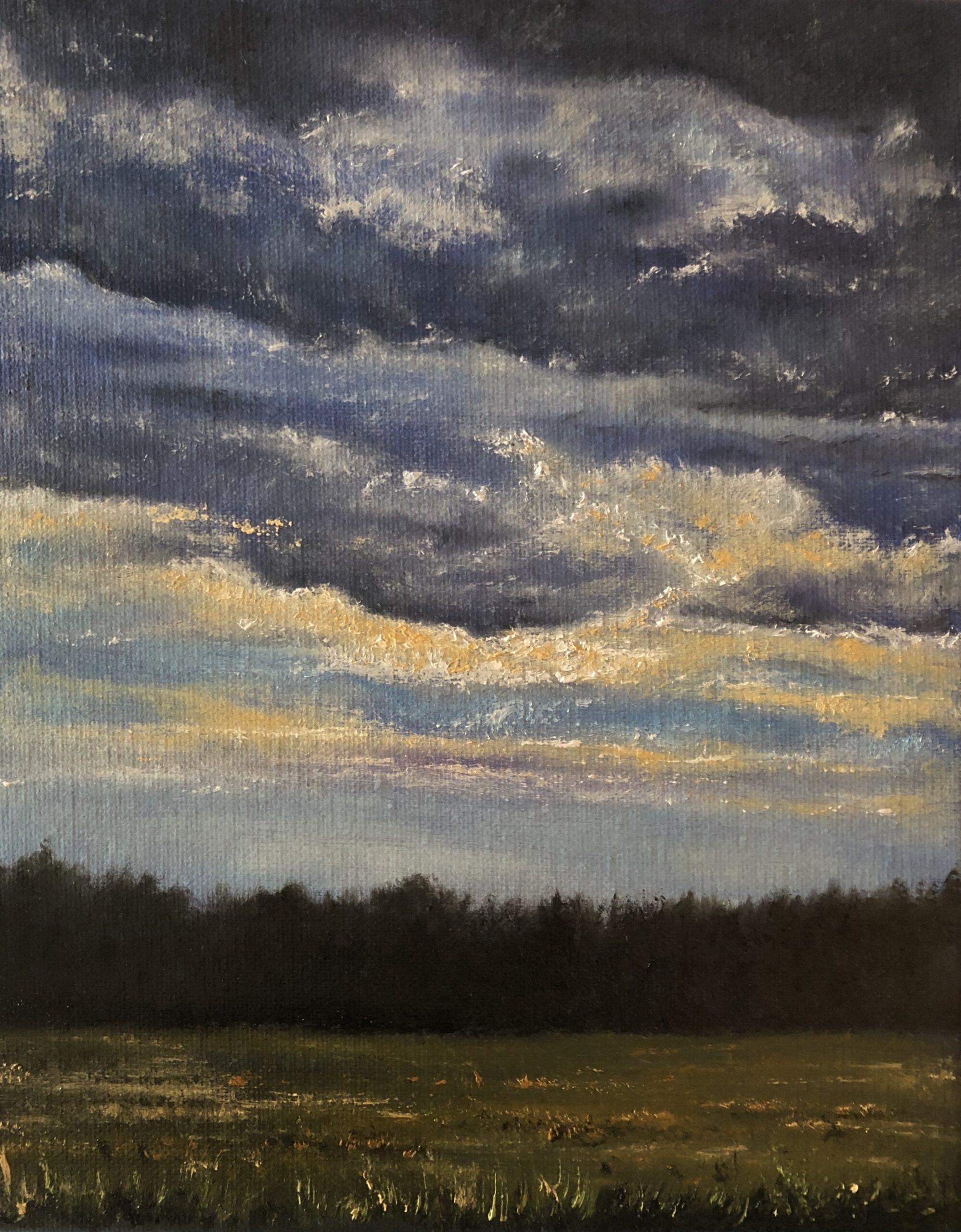 Mörka moln - 784