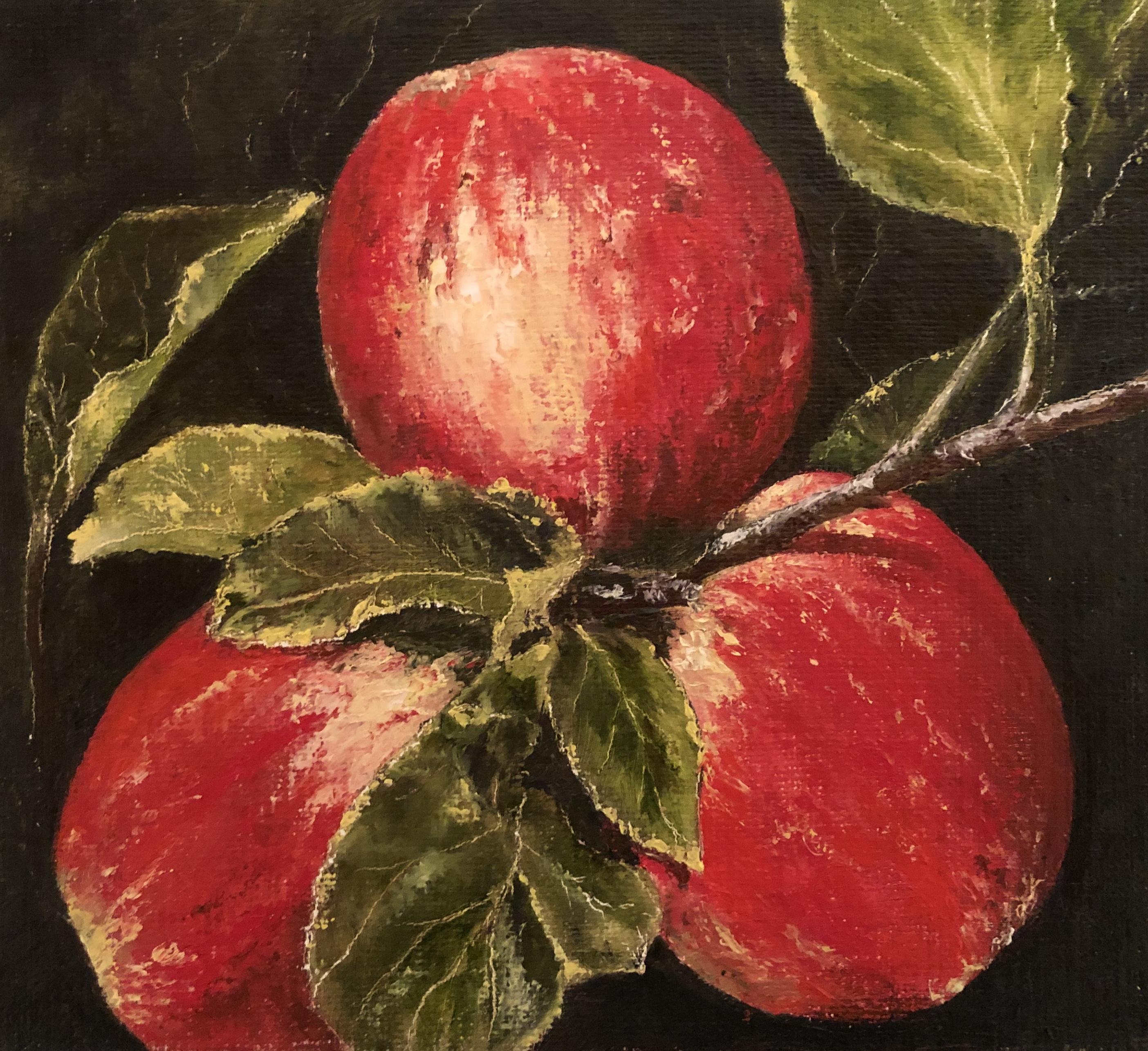 Äpplen färdiga-695
