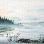 Kväll vid Svartån - 100