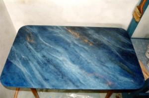 Lapis lasuli marmoreing