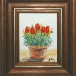 Tulpaner och pärlhyacint - 226