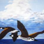 Flygande gäss - 223