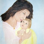 Kärlek; Mor och barn - 053