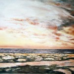 Solnedgång på Öland - 162