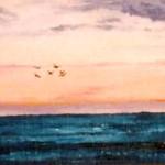 Vid havet II - 089
