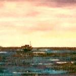 Vid havet III - 090