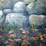 Vid stenmuren om våren - 293
